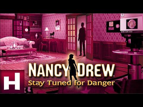 Nancy Drew: Stay Tuned for Danger Official Trailer | Nancy ...