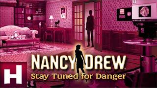 Nancy Drew: Stay Tuned for Danger Official Trailer | Nancy Drew Mystery Games