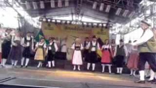 Brooklinfest - Grupo Folclórico Gold Und Silber 2
