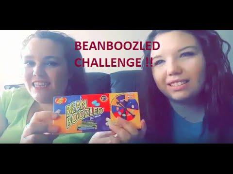 BEANBOOZLED CHALLENGE  Amanda Ward