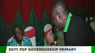 Ayodele Ozugbakun's interview with Gov Fayose, Prince Adeyeye