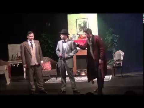 SHERLOCK HOLMES VS DRACULA! Presented by EGAD! Elk Grove Afterschool Drama