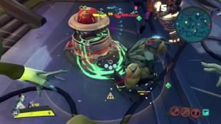 Battleborn: Alani on Overgrowth Gameplay