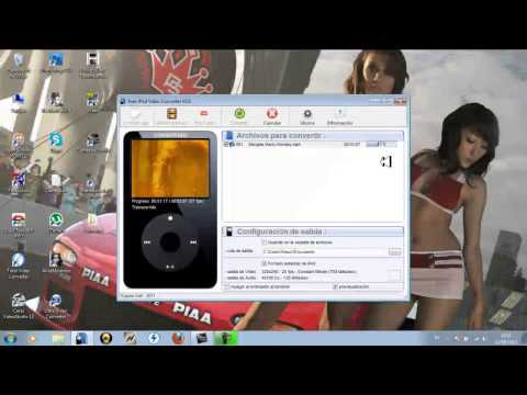 Free iPod Video Converter V3.0 Tutorial en Español