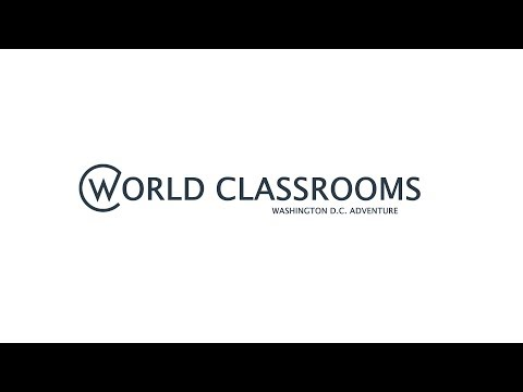 World Classroom's Washington D.C. Adventure