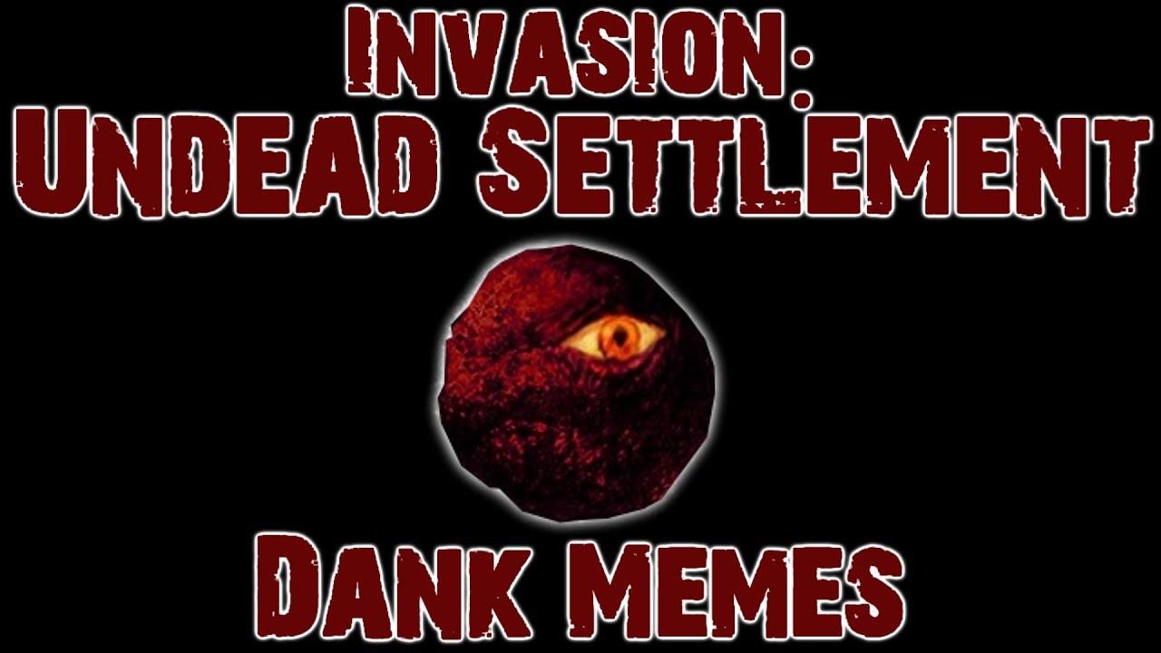 Dark dank memes