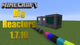 How To Make Best Most Efficient Big Reactors Reactor Design Possible (Minecraft Mods) FTB
