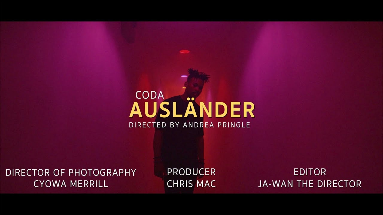 CODA - Auslander (Official Music Video)