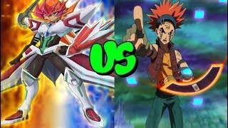 The King of Games Tournament III: Yuma vs Crow (Match #4)