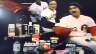 Nolan Ryan Steve Carlton, & Willie Randolph Commercial!