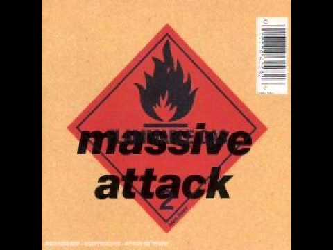 Massive attack BLUE LINE One Love