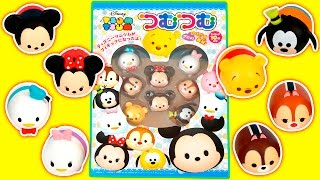 Disney Tsum Tsums Stackable Vinyl Mini Figures - Stacking Game!!