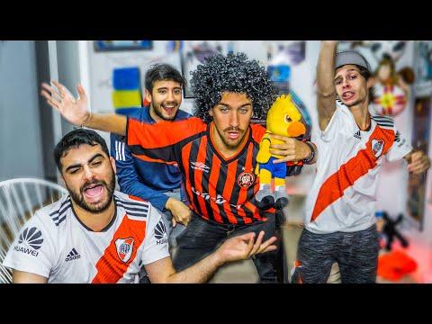 Paranaense vs River | Recopa Sudamericana 2019 | Reacciones de Amigos