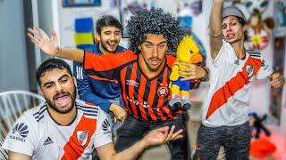 Paranaense_vs_River_|_Recopa_Sudamericana_2019_|_Reacciones_de_Amigos