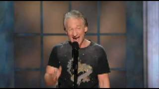 Bill Maher reads from The Purpose Driven Life
