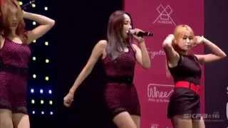 150906 Wonder Girls (원더걸스) - Like this (라이크 디스) @ 서울걸즈컬렉션 SGC Super Live