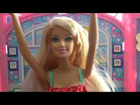 Calvin Harris, Dua Lipa - One Kiss - BARBIE MUSIC VIDEO