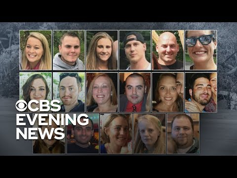 New York limo crash victims mourned