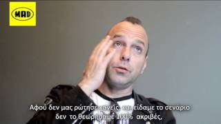 Meyhem Interview (TV WAR 25/6/17)