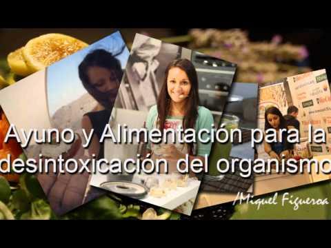 Ayuno y Alimentación para la desintoxicación del organismo (con Irene Bueno)