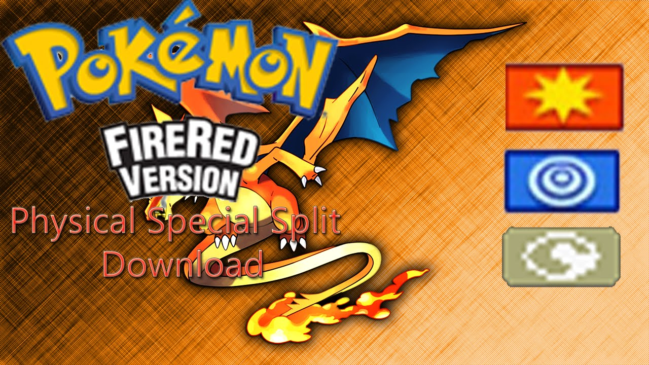Pokemon firered 870 patch