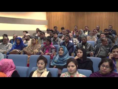 Orientation Ceremony Dow Institute of Physical Medicine and