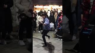 181228 김유성  이너스 inners  캔디  CANDY   에이치오티  HOT  홍대 버스킹