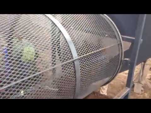 """""""Earth Sieve"""" Compost Strainer"""