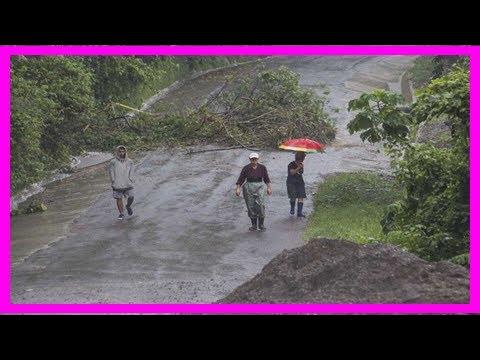 Breaking News | Uk flood alert: torrential rain and tidal waves spark warnings to take 'immediate a