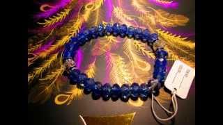 My Handmade Crystal Puffy Hearts, Earrings, Bracelets, Beaded Jewellery