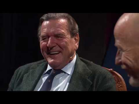 Gerhard Schröder: Former Federal Chancellor, Germany (2018 WORLD.MINDS Annual Symposium)