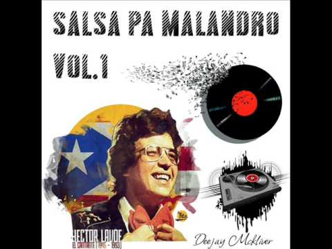 SALSA PA MALANDRO VOL.1 - D.J MC - BLAY JER DISCPLAY