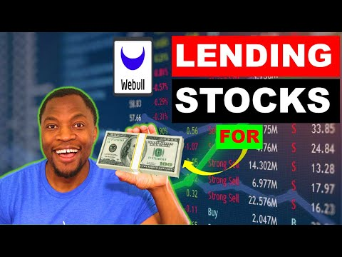 I Enrolled In The WeBull Stock Lending Income Program For One Month | This Is How Much I Made