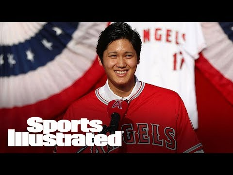 Angels In Trouble? Shohei Ohtani Elbow Injury, Ian Kinsler Add & More   SI NOW   Sports Illustrated