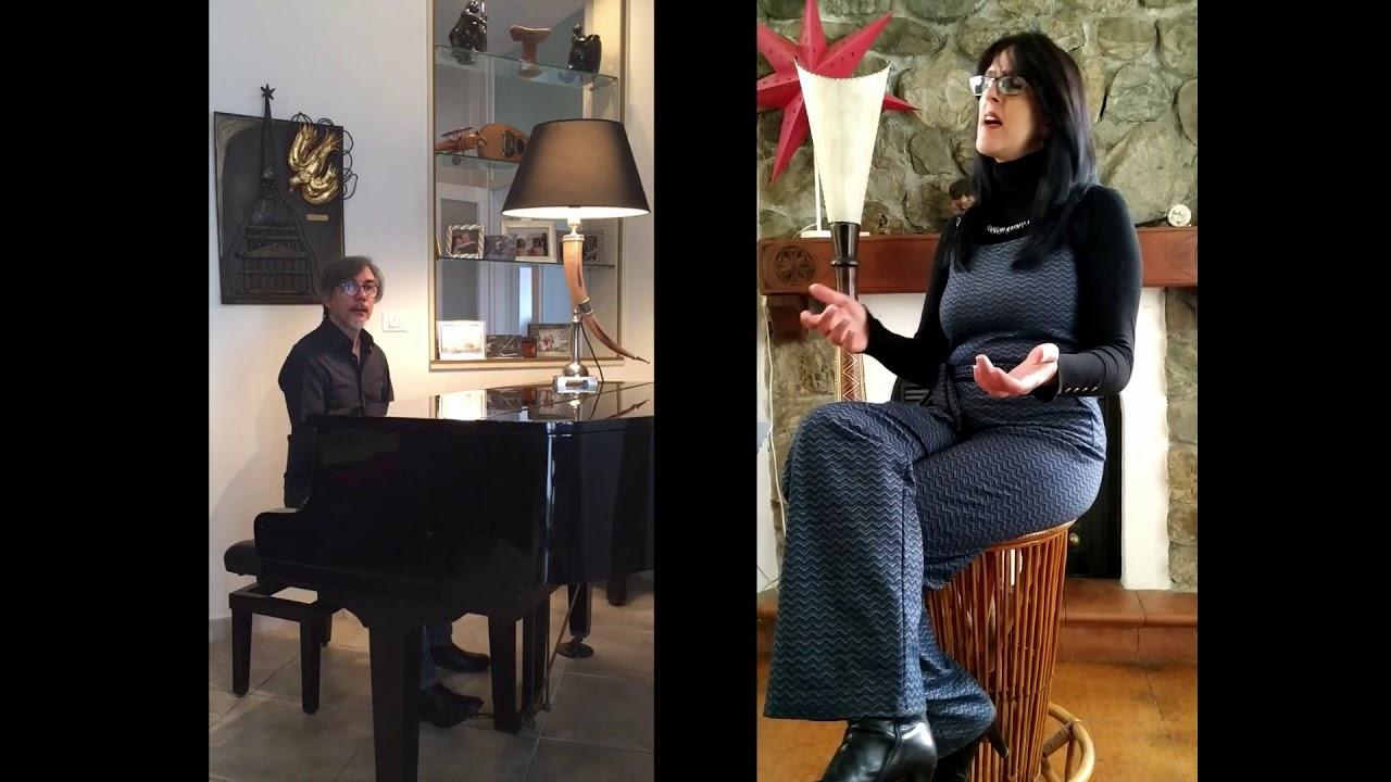 """Anna Petracca e Afredo Matera - """"Volevo Scriverti da Tanto"""" - (acoustic cover)"""