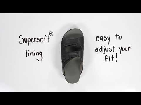 Video for Encore Slide Sandal this will open in a new window