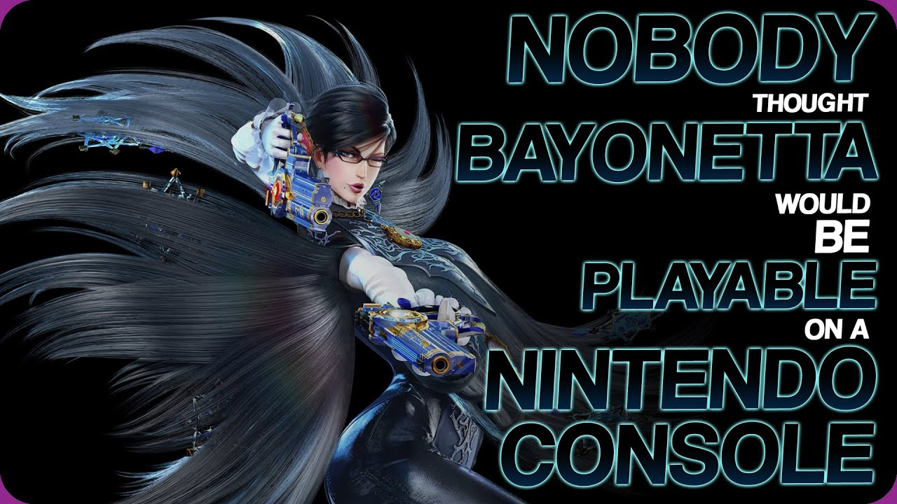 Wiki Weekends | Nobody Thought Bayonetta Would Be Playable On A Nintendo Console