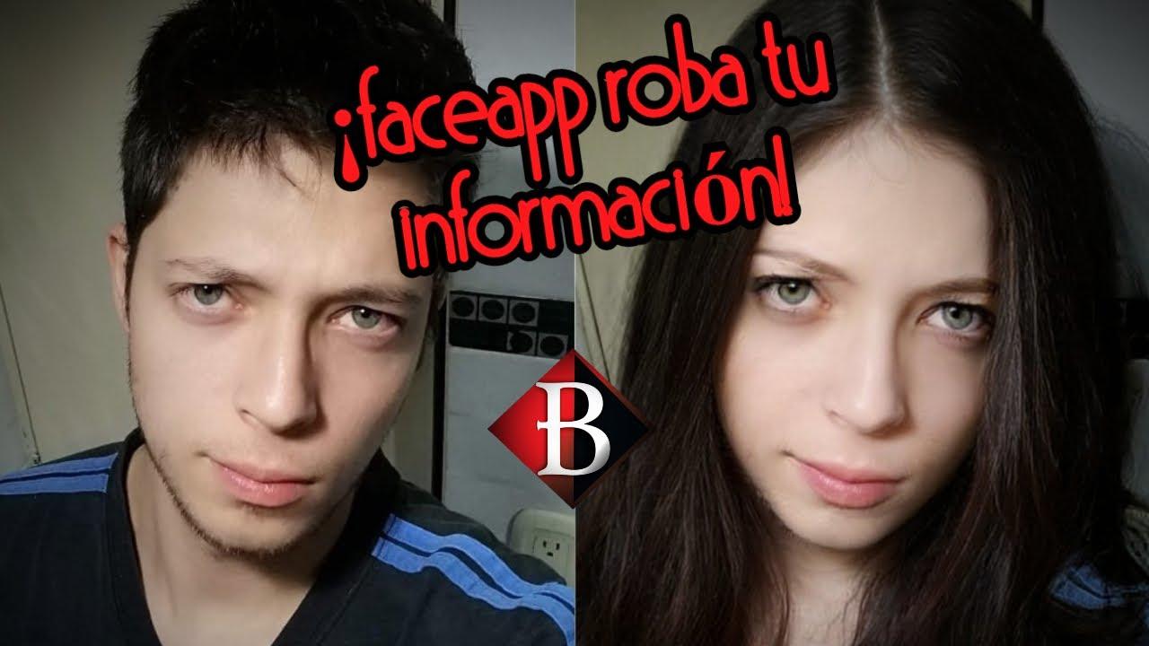 ¡El oscuro secreto de faceApp!