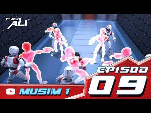 Ejen Ali Episod 9 - Misi : Potensi