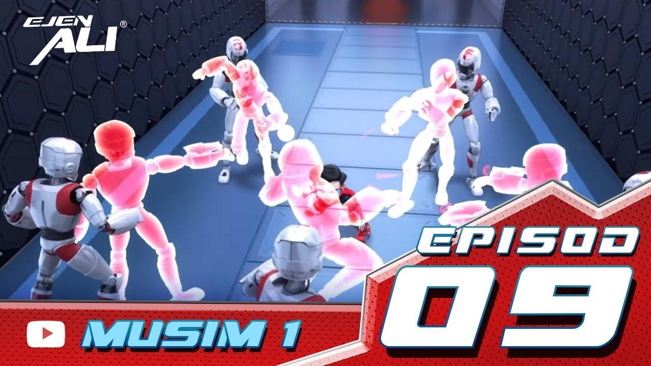 Download Ejen Ali Episod 9 - Misi : Potensi