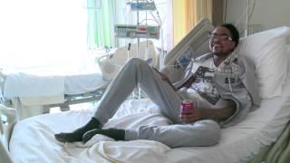 SidNews! Sidney Schmeltz ligt in het ziekenhuis