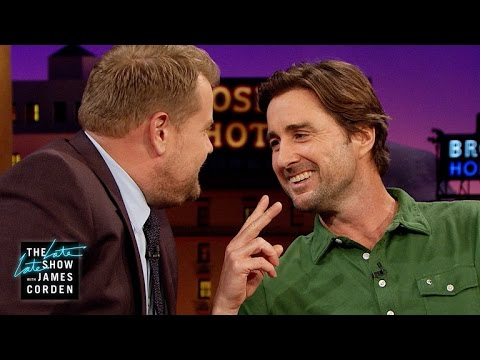 Who's the Biggest Flirt? w/ Luke Wilson, Trevor Noah & Laverne Cox