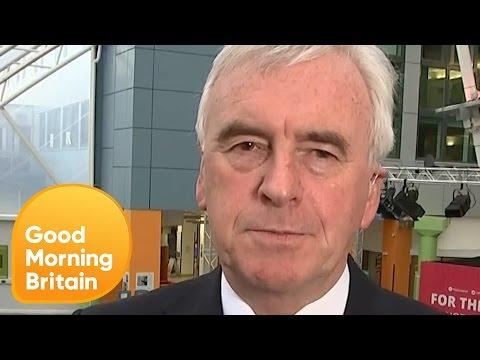 Labour Launch Manifesto Which Will 'Transform Britain' | Good Morning Britain