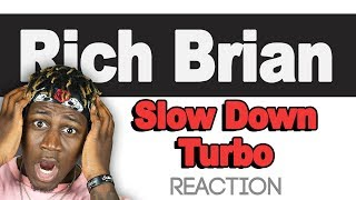 Rich Brian - Slow Down Turbo - TM Reacts (Album Review) 2LM Reaction