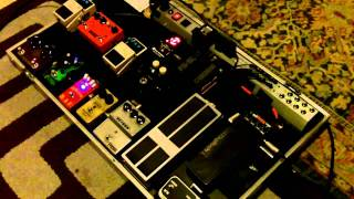 crow hill guitars bob burt and analogman kot overdrives alessandro amp