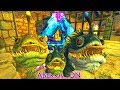 ARK ABERRATION! BULBDOG BABY BREEDING! ( Ark Aberration Gameplay E13 )