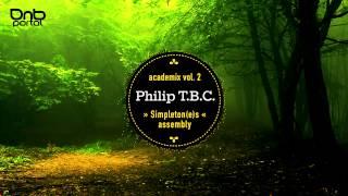 Philip T.B.C. - Academix vol.2 [DnB Portal - #028]