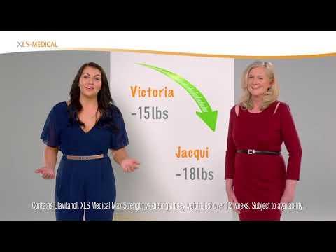 Xls Medical Tv Advert Sept 2017 Jacqui Victoria