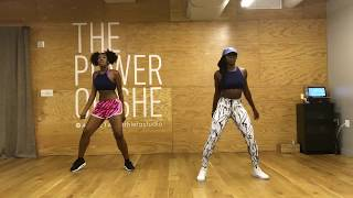 Socanomics Dance Workout Choreography - Machel Montano