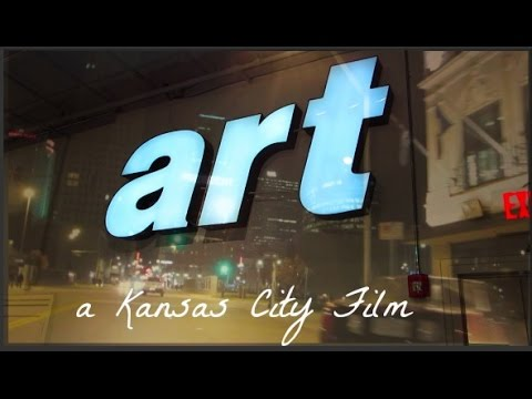 Art in Kansas City. (First Fridays)